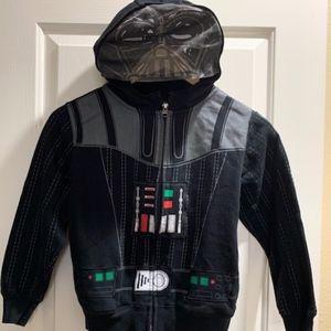 Disney Darth Vader Hoodie Jacket Kids